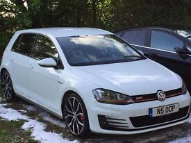 VW Golf mk7 GTI performance pack DSG