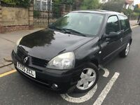 RENAULT CLIO Expression 16v 1.4 3dr *Lady Owner from New* Guarantted 20,000 Miles