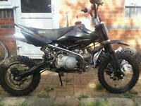 Pit bike stomp 125