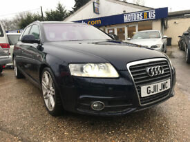 Audi A6 Avant S Line Special Edition 2.0 TDI - 2011