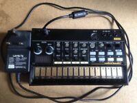 Korg Volca beats + P.S. DC9v original box and user manual. Perfect condition. Analog rhythm machine.
