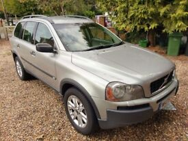 Volvo XC90 D5 AWD, 7 Seat, Winter Pack, FSH, Excellent Condition Throughout, Economic 40+ MPG