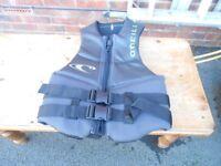Boys life jacket / buoyancy aid £10