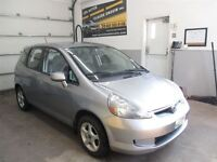 2007 Honda Fit LX w/Cruise Control AIR MAG
