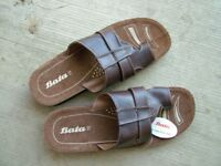 Brand New Bata men sandal, size 10,