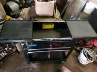 SGS tool cart, brand new.