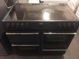 Full electric Belling range cooker with 6 months warranty!!!!!