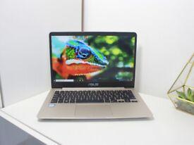 Asus VivoBook Quad Core i5, 8GB RAM, SSD, Windows 10