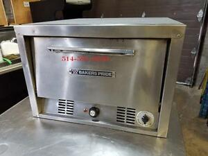 Four a Pizza Bakers Pride Pizza Oven Electric