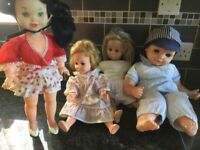 4dolls 1980s Well used but still lots of fun