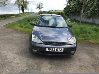 FORD FOUCS 1.6 AUTOMATIC AUTOMATIC 2003 £895