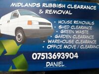MIDLANDS RUBBISH REMOVAL