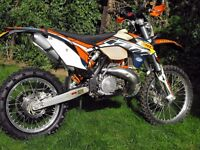 2012 KTM 300 exc Enduro PX any bike and delivery possible