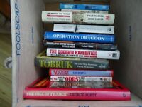 Bundle of eleven (11) books on Battles of World War Two