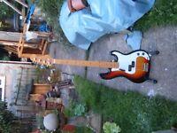 Kay bass guitar