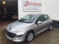 Peugeot 207 1.4 HDi S 5dr (a/c) ** £30 YEAR TAX ** 1 OWNER ** FULL SERVICE HISTORY **