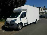 Affordable and reliable removals man and van service available in your area