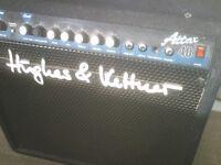 guitar amp / Hughes & Kettner Attax 40