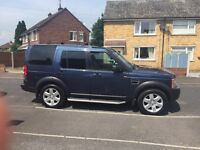 Landrover discovery 3 hse LOW MILEAGE