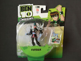 Ben 10 Omiverse - Khyber action figure