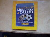 Panini World Cup Football Sticker Book