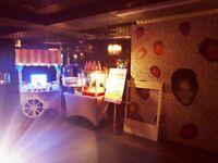 Popcorn - Candyfloss - Slush - Bouncy Castle -Chocolate FOUNTAIN - Crepe - Waffle Machine Hire
