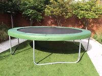 The Fun Bouncer 12ft Round Trampoline - Balham/Tooting Bec