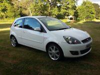 Ford Fiesta 1.4 Zetec - low milage- one previous owner- FSH - 1 years MOT