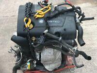 Vauxhall Zafira B 1.9 CDTI 2007 Complete Engine Z19DT
