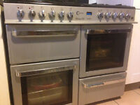 Gas oven, Excellent condition, Only 2 year old. Cost £1600 new.