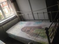 2 Singal Day Beds with mattresses