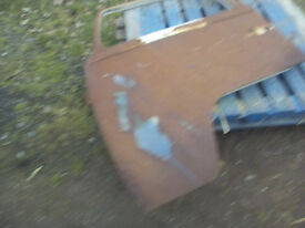 VW T2 PASSENGER DOOR