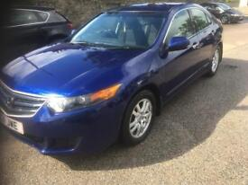 2011 Honda accord es 2.2 d-tec 4 door . (DIESEL)