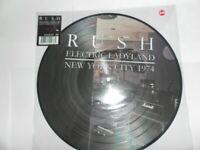 Rush New York City 1974 live