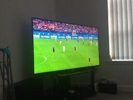 3-D SONY BRAVIA TV