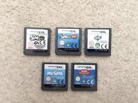 The Sims Nintendo DS game bundle