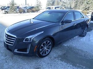 2016 Cadillac CTS 3.6L Luxury AWD Nav Sunroof