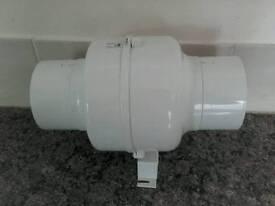 Extractor fan motor,