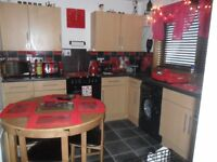 2Bed council House well maintained as is the gardens