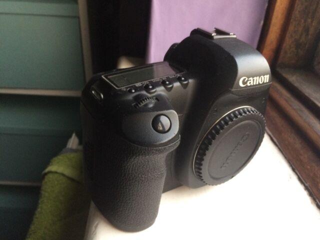 Canon 5d mk ii 25k shutter count | in Dollis Hill, London | Gumtree