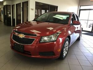 2013 Chevrolet Cruze LT Turbo/ CONNECTIVITY PKG w BLUETOOTH / RE