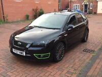 Ford Focus St-2 62k 07Reg 2KEYS Black not st3 NO TEXTS!
