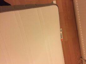King size IKEA Hamarvik mattress - perfect condition