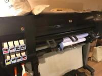 "Large format printer: HP Z6200 42"""