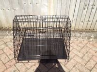 Ellie Bo Sloping NonChewable Dog/Puppy Folding Crate