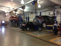 Garage Services including Mechanical. Electrical, Bodywork & MOT Station