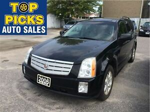 2006 Cadillac SRX VEHICLE IS BEING SOLD ON AN AS IS BASIS