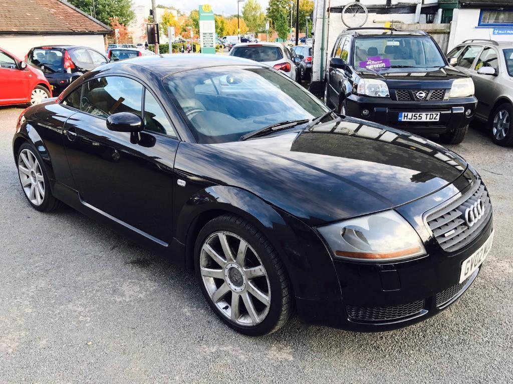 Audi TT 1.8 turbo 225bhp full service histroy 2 keys