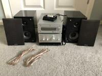 Hitachi Stereo system In excellent working condition