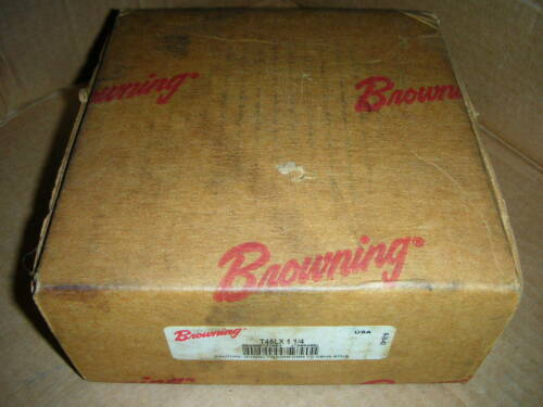 """BROWNING T45LX1-1/4 TORQUE LIMITER CLUTCH 1-1/4"""" Bore T45LX1 1/4 NOS!!"""